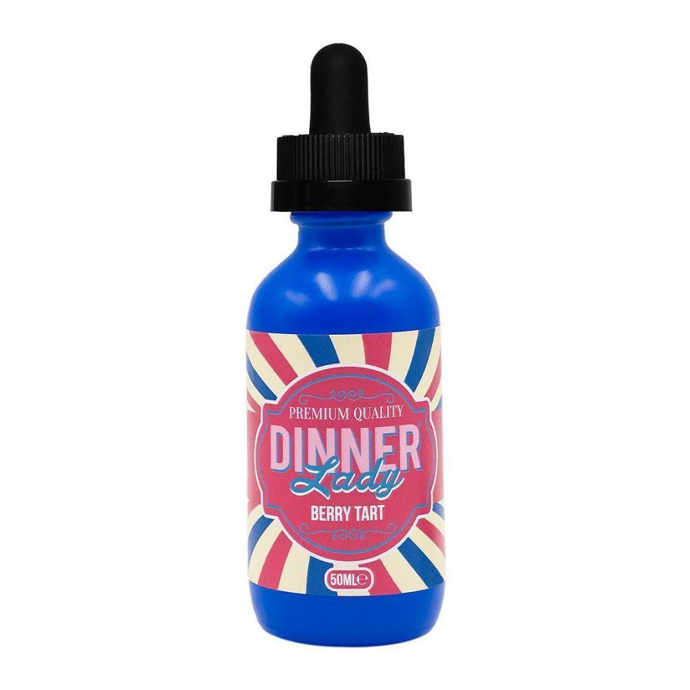 Dinner Lady - Berry Tart eliquid Sydney