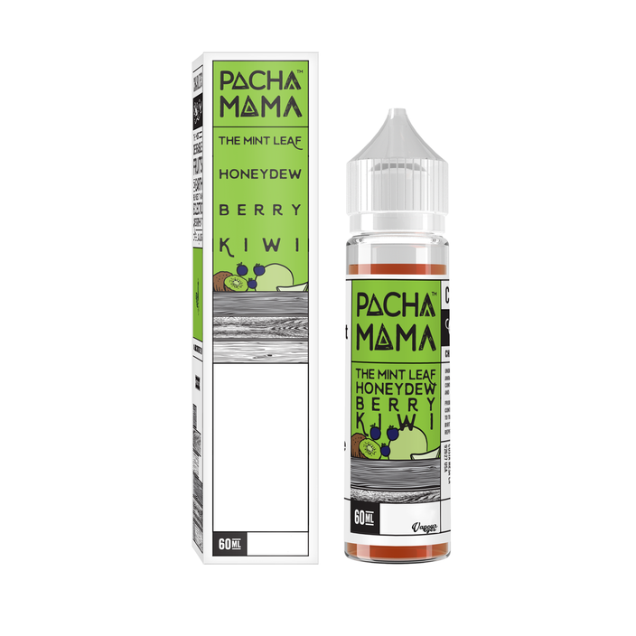 Pachamama The Mint Leaf eliquid ejuice 60ml sydney