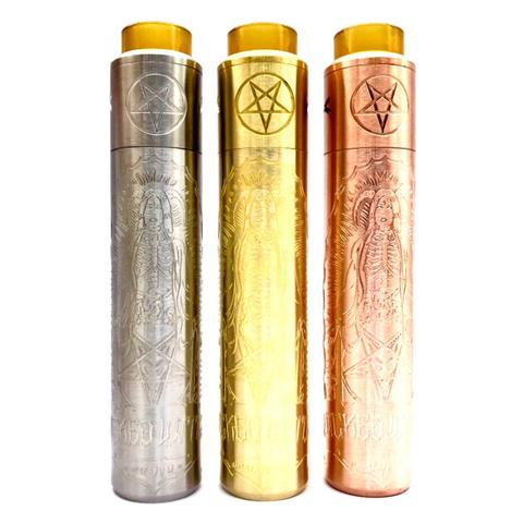 Deathwish Mods Plague Doctor Mechanical Mod w/ Unholy v2 RDA