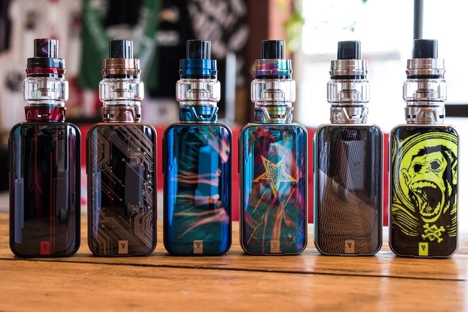 Vaporesso Luxe Kit with SKRR Tank