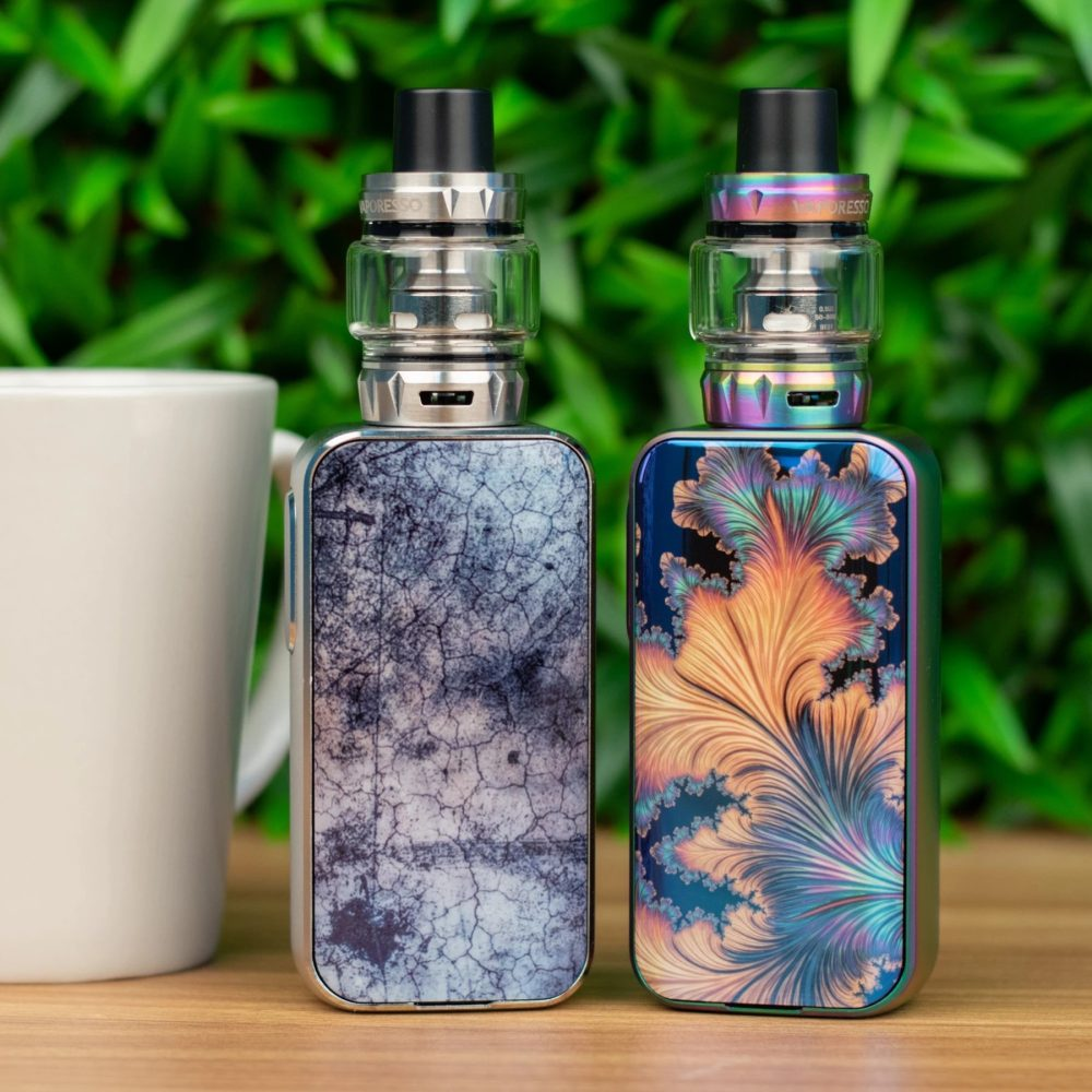 Vaporesso Luxe S ZV Kit with SKRR-S Tank