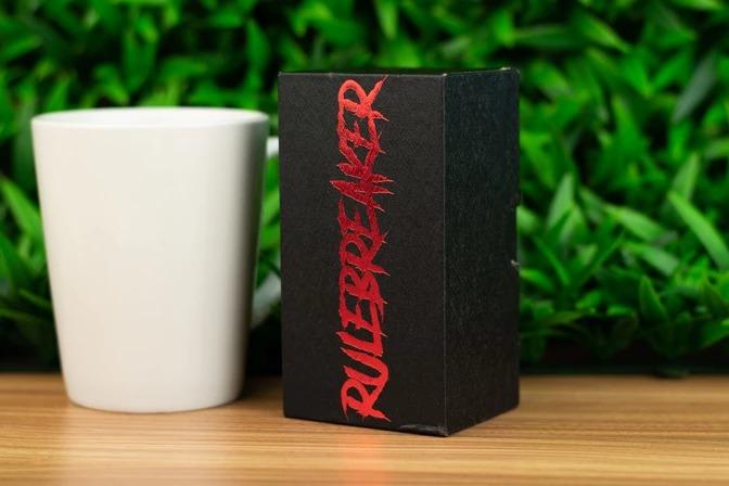 The RuleBreaker Mechanical Mod by Vaperz Cloud