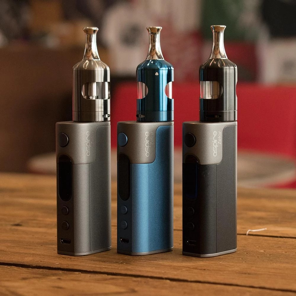 Aspire Zelos 2.0 Starter Kit with Nautilus 2S Tank