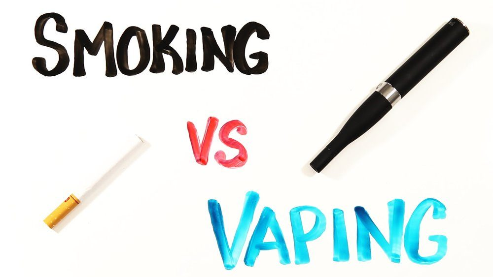 Can vaping help me quit smoking?*