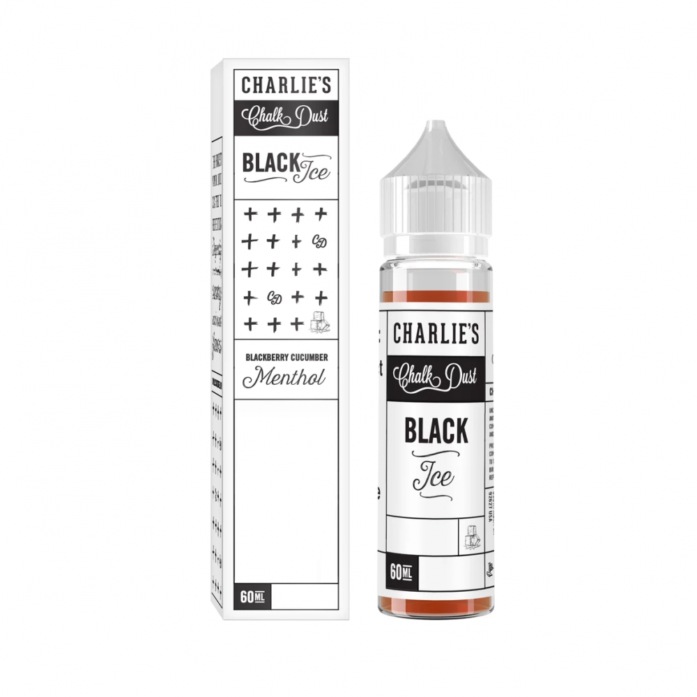 Black Ice by Charlie Chalk Dust