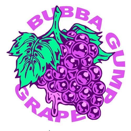 Bubba Gump Grape by Nimbus Vapour