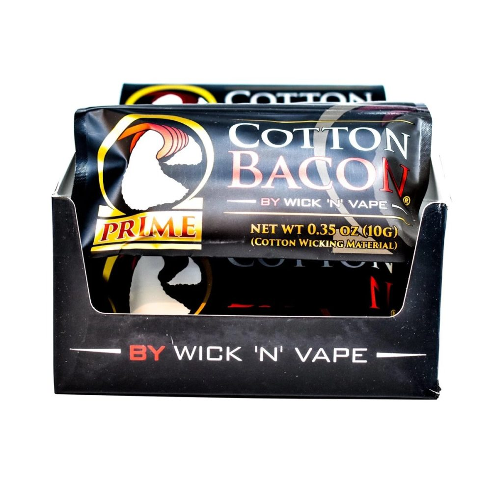 Organic Cotton Bacon Prime
