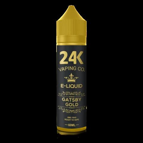 Gatsby Gold by 24K E-Liquid