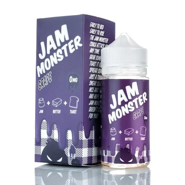 Grape e-Liquid Juice Jam Monster
