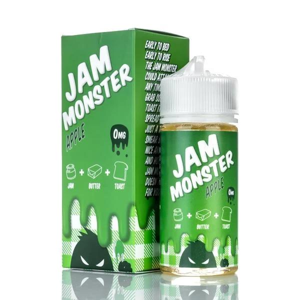 Apple e-Liquid Juice Jam Monster