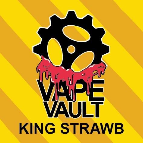 King Strawb by Vape Vault