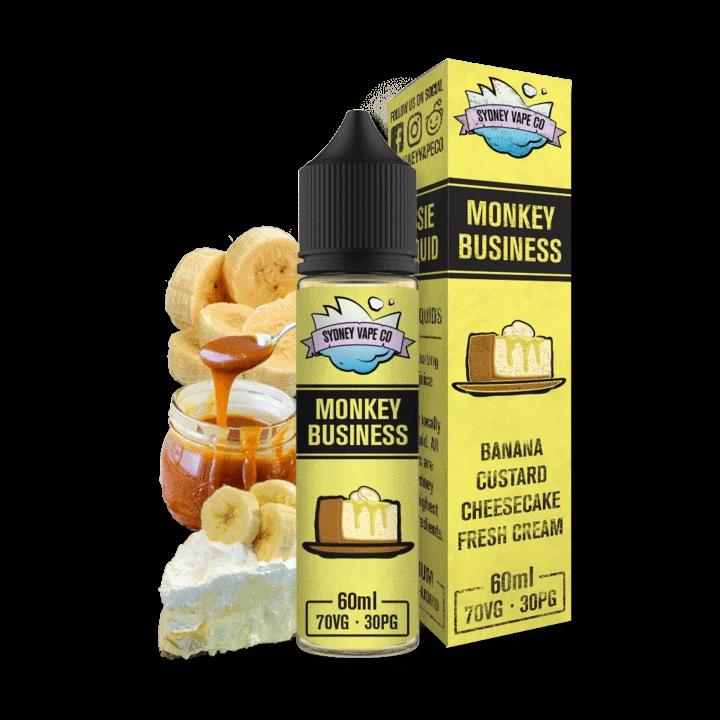Monkey Business by Sydney Vape Co
