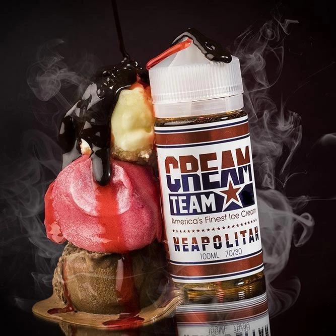 Neapolitan by Cream Team