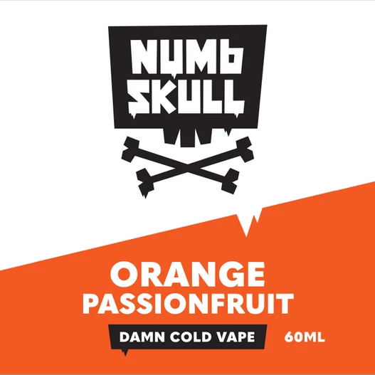 Orange Passionfruit by Numb Skull