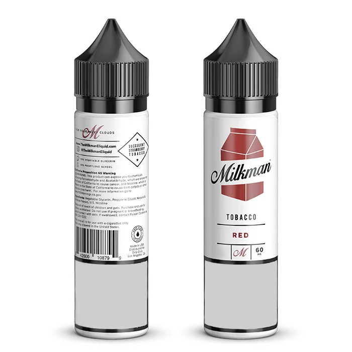 Red Heritage by The Milkman