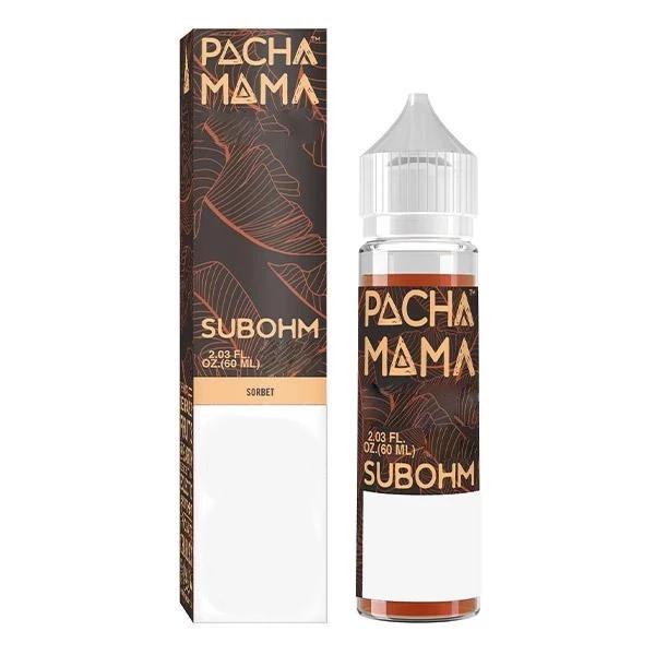 Sorbet Pachamama Subohm e-Liquid Juice