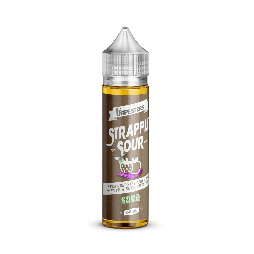 Strapple Sour by Vapesters