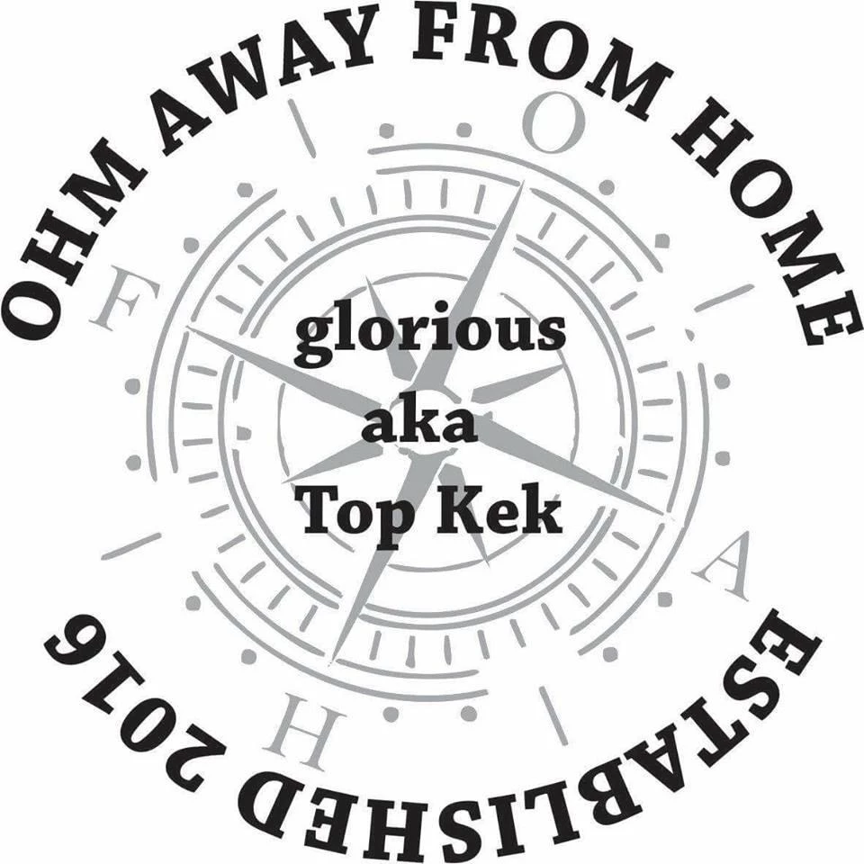 a-k-a Top Kek by Ohm Away From Home