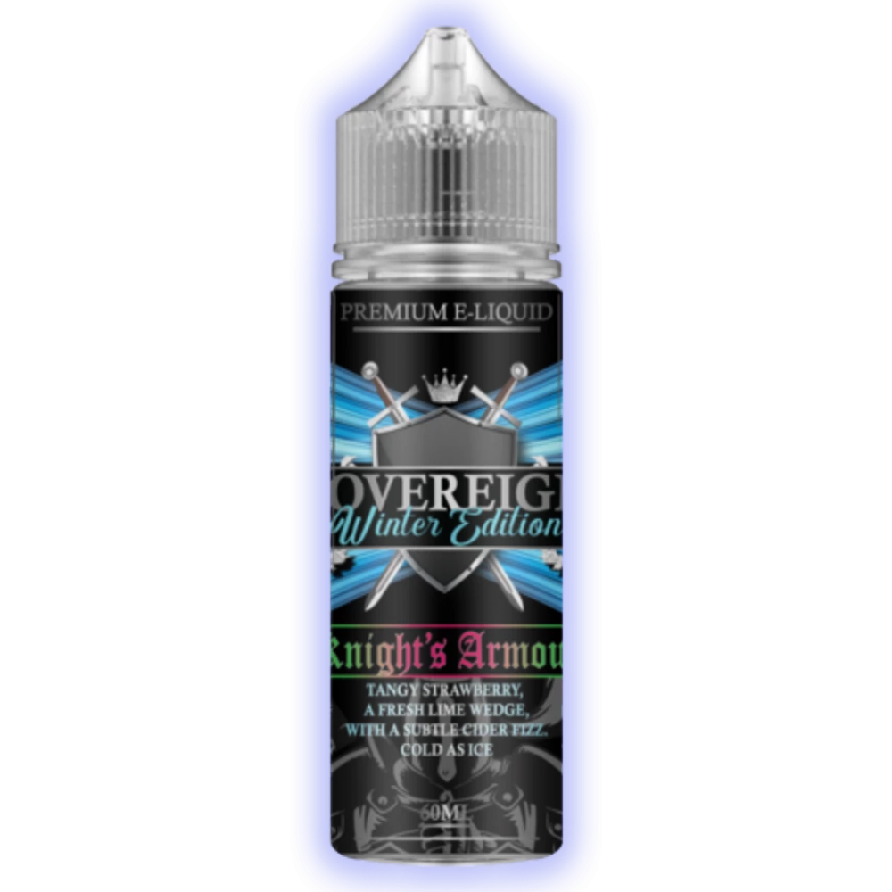 Winter Knight Armour Ice by Sovereign Vape