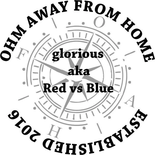a.k.a. Red vs Blue by Ohm Away From Home
