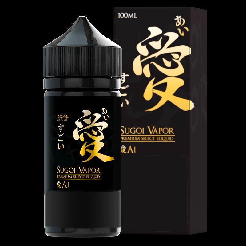 Ai e-Liquid Juice by Sugoi Vapor