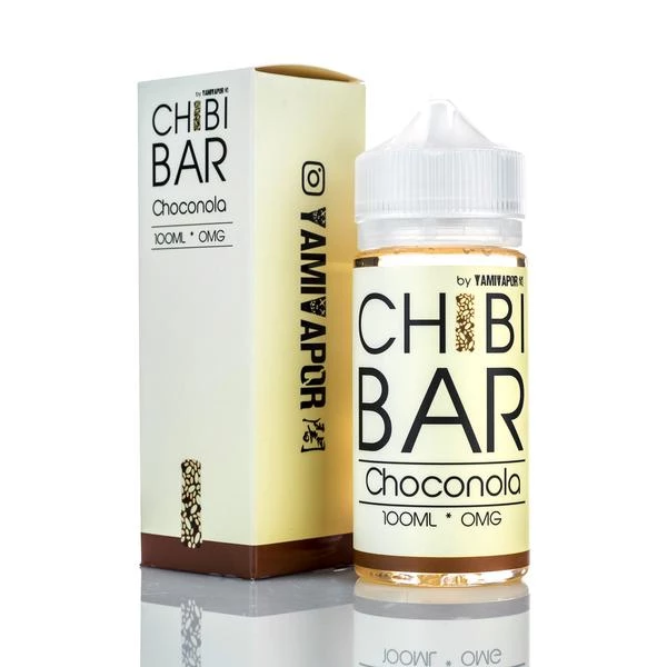 Chibi Bar Choconola by Yami Vapor