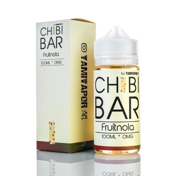 Chibi Bar Fruitnola by Yami Vapor