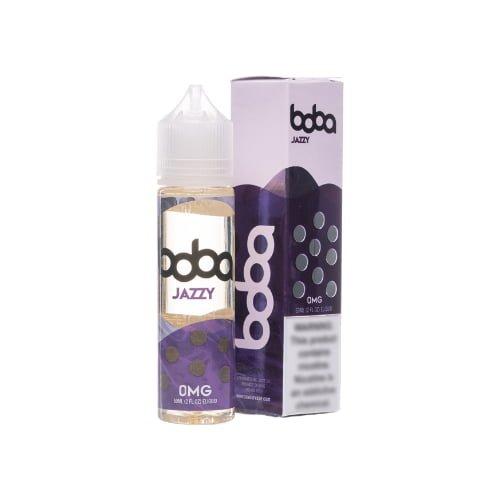 Jazzy Boba - Saveurvape e-Liquid Juice