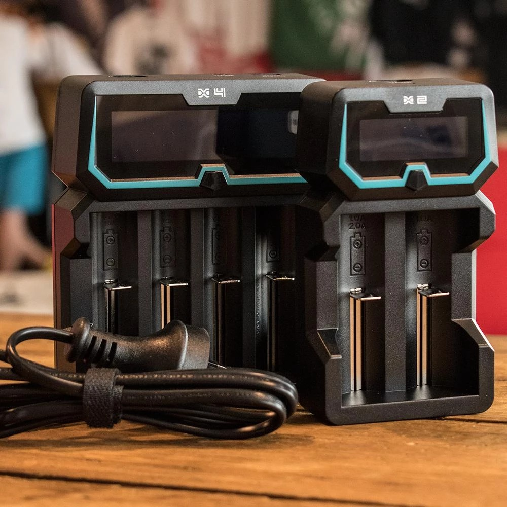 XTAR X Charger Series - X2 / X4