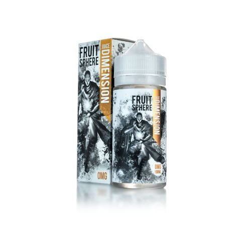Fruit Sphere - Juice Dimension - Sugoi Vapor