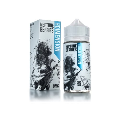 Neptune Berries - Juice Dimension - Sugoi Vapor