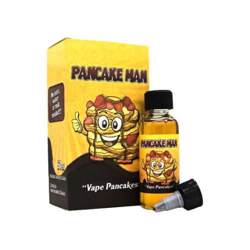 Pancake Man - Vape Breakfast Classics