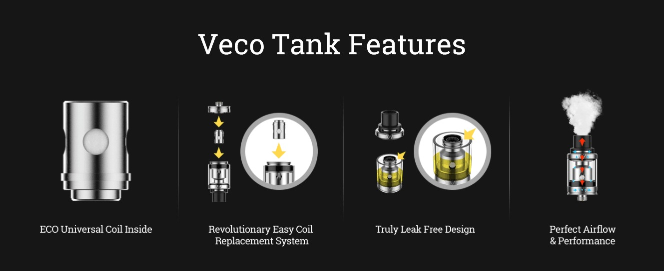 Veco Tank by Vaporesso