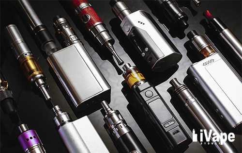 E-Cigarettes, One Half of What Vaping Is All About